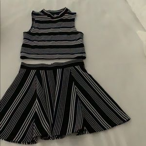 Super cute set from h&m size m top & size s bottom
